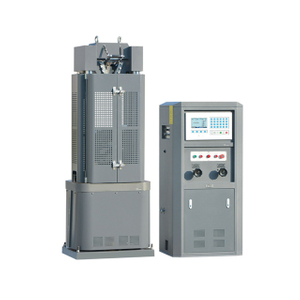 6 Column Electro-hydraulic Universal Testing Machine Digital Display