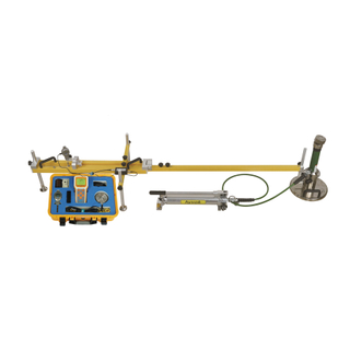 Static Plate Load Tester